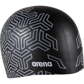 arena Reversible Bonnet, black/grey